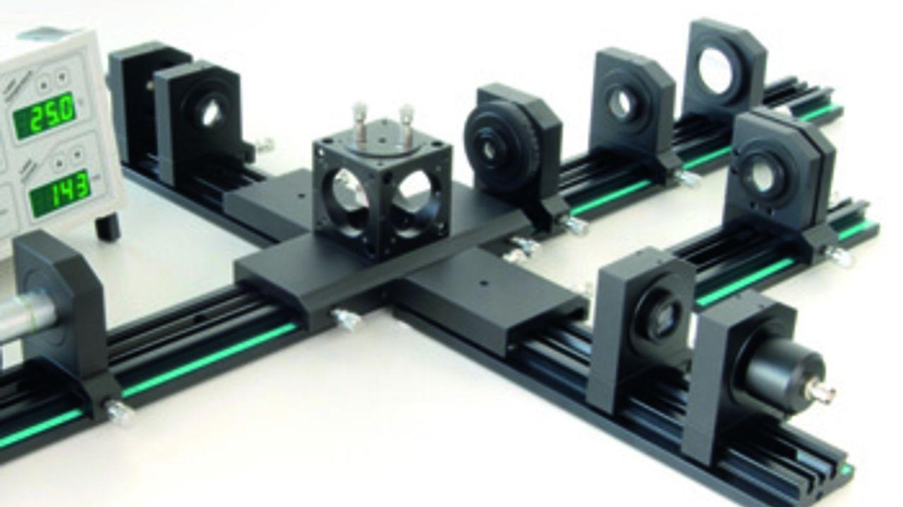 CA-1340 Laser Range Finder (LIDAR) - eLas - Educational Lasers